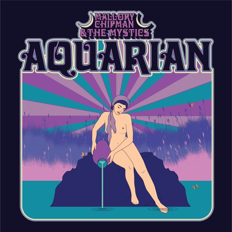 Mallory Chipman & The Mystics – Aquarian