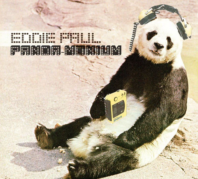 Eddie Paul – Panda-Monium